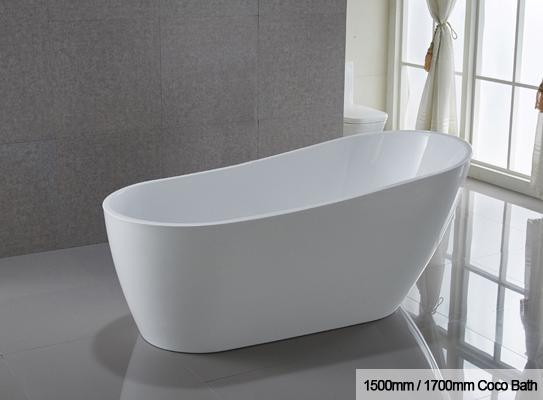 Coco freestanding bath