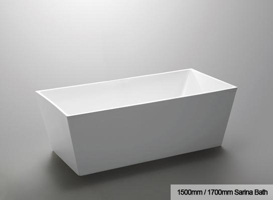 Sarina freestanding bath