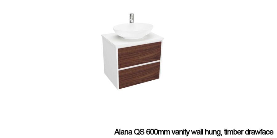 Alana QS vanity