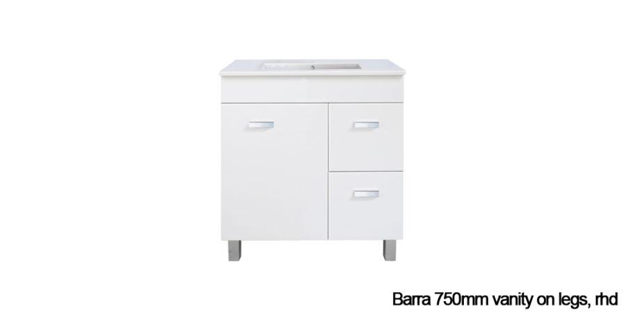Barra vanity