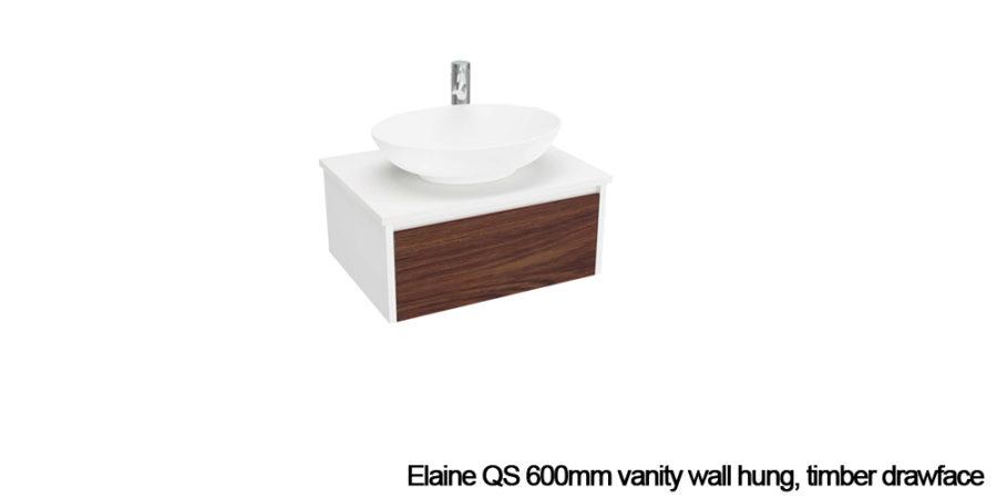 Elaine QS vanity