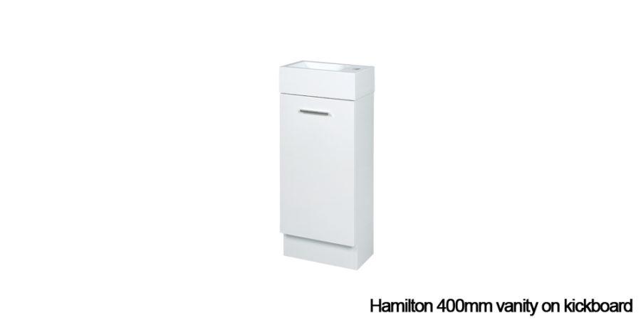 Hamilton vanity