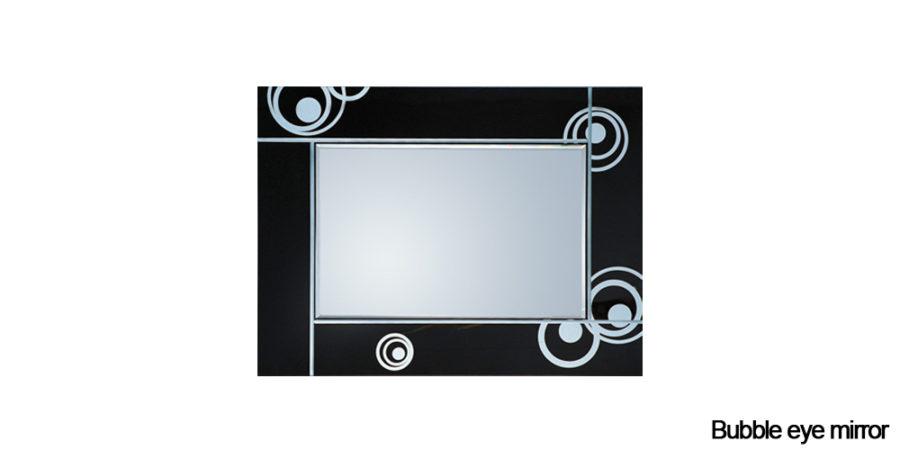 Bubble eye mirror