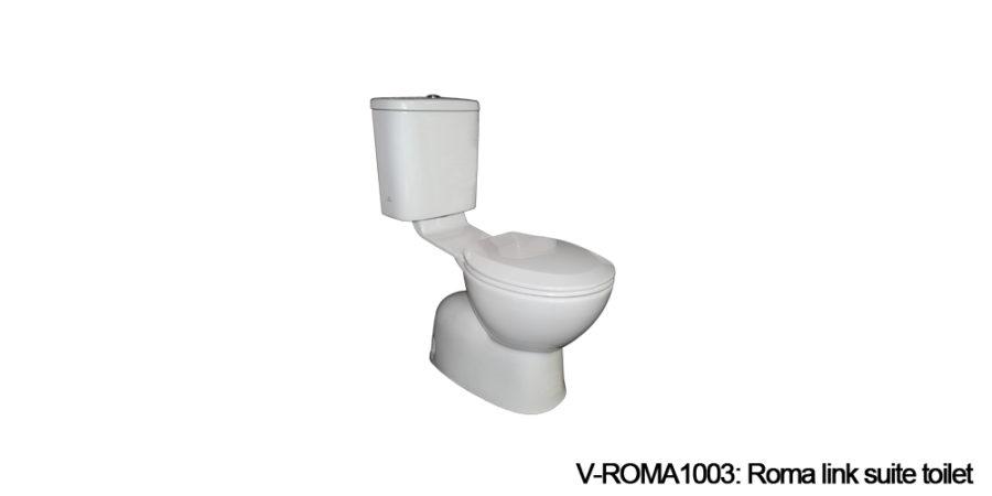 Link suite toilets