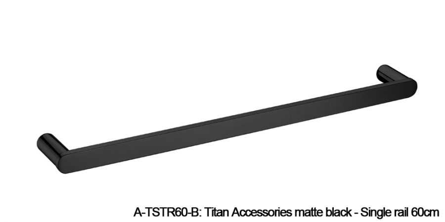 Titan accessories matte black