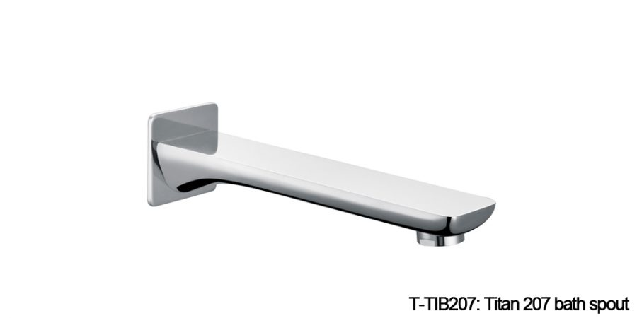 Titan 207 bath spout